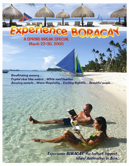 Experience Boracay 2008 - brought to you by Mango Tours