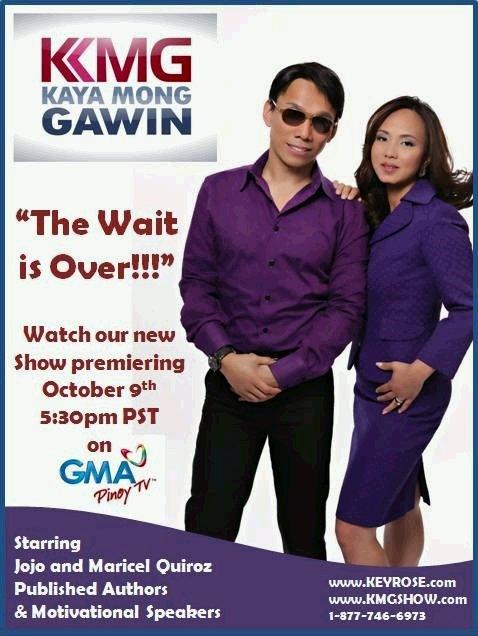 Kaya Mong Gawin at GMA Pinoy TV