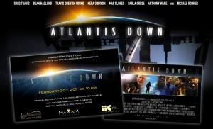 Atlantis Down, the movie