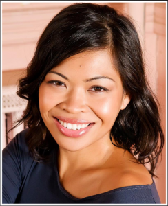 Mae Flores, Filipina actor and performing artist
